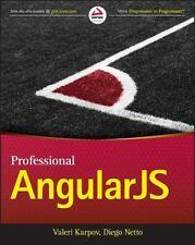 Professional AngularJS, Netto, Diego, Karpov, Valeri, Good Book