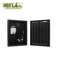 20W 12V Mono Solar Panel w/ MC4 Connector Battery Charger Off Grid RV Gate