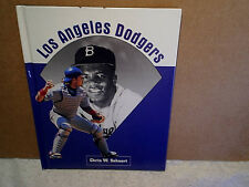 1997 LOS ANGELES DODGERS HARDCOVER,Mike Piazza,jackie robinson,chris w.sehnert