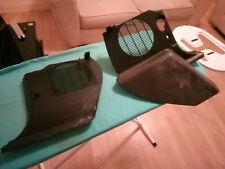 bmw e36 318 m-sport compact black plastic front speaker covers