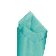 "Aquamarine (Blue) Quality Premium Grade Color Tissue Paper 20""x30"" 24 Sheets"