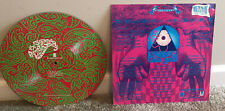 THE SEEING EYE GODS PICTURE DISC 1985 Epitaph Records Bad Religion Status Quo