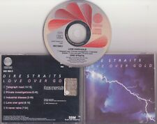 Dire Straits-CD-Love Over Gold-1982-