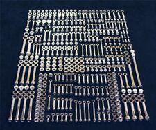 ATV 632 Piece Stainless Steel Bolt Kit Fastener For Yamaha Banshee 1987-2006