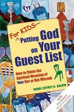 For Kids - Putting God on Your Guest List - 2nd Edition: How to Claim the