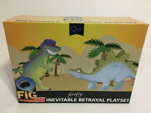 Loot Crate Exclusive Firefly Cargo Crate Inevitable Betrayal Playset QMx New