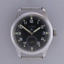 Vintage Timor Dirty Dozen British WWW Military Watch 1945