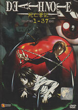Death Note The Complete Series (Chapter 1-37 end) with English Dubbed