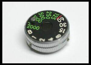 202468 NIKON F2 SHUTTER SPEED DIAL REPAIR PART USED FITS F2A F2AS F2S F2SB