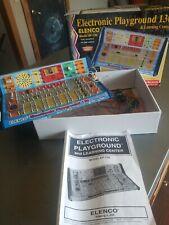 Elenco EP-130 Electronic Playground & Learning Center electronic circuits