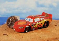 DISNEY PIXAR CARS Lightning McQueen Cake Topper Model Figure Decoration K1093_M