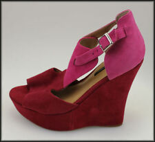 Tony Bianco Suede Wedge Heels for Women