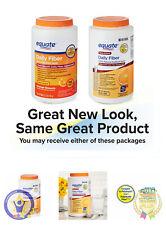 Equate Daily Fiber Orange Smooth Fiber Powder, 48.2 oz