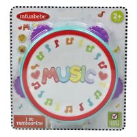 My First Tambourine Educational Sound Music Learning Musical Toy For Children