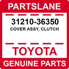 31210-36350 Toyota OEM Genuine COVER ASSY, CLUTCH