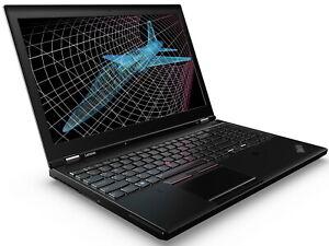 Rare Lenovo P50 - Intel Xeon, 32GB RAM, 500GB SSD, Dual HD Graphics, Win10 Pro