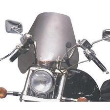 Motorcycle Custom Blade Cruiser Style Smoked Wind Shield Screen Style 22 / 25