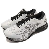 Asics Gel-Kayano 25 4E Extra Wide Grey Black Men Running Shoes 1011A023-021