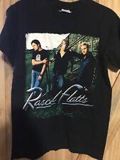 Gildan Black Rascal Flatts T-shirt Size Small