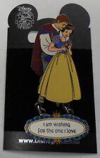Disney pin Dlr Disneyland Princess Dangle, Snow White & Prince Pin