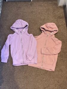 Girls Hooded Fleeces Age 6 Years - Next