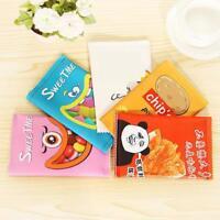 New Chips Pencil Case School Supplies Kawaii Bts School Stationery Box Bag Gifts