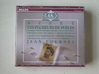 Bizet The Pearl Fishers Orchestre des Concerts Lamoureux Jean Fournet 2 x CD