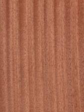 Sapele Wood Veneer Pre Finished Foil Back