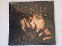 Spellbound - Paula Abdul LP (Vinyl Record 1991 Virgin) U.S. Pressing SEALED RARE