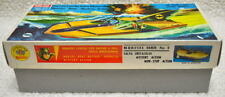 Bichi BATMAN BATBOAT Battery Operated 1966 MIB Argentina High Grade RARE MIB