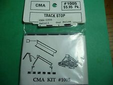 Creative Model Associates (CMA) #1005 Track Stop, HO