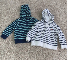 Lot of 2 Carters Hoodie Sweatshirts Size 2T