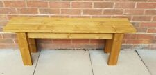 Handmade Garden-kitchen-Dining Wooden Bench