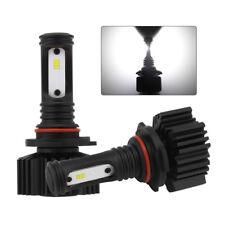 Universal 9005 HB3 LED Fog Light Bulbs Car Replace Halogen Lamp White NOVSIGHT