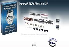 Transgo Ford 6R60/6R75/6R80/  BMW ZF6HP19/26/32 Shift Kit SK 6R80