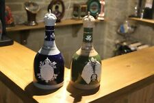 More details for pair of copeland spode decanters (coronation of king george v & queen mary 1911)