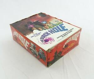 The Black Hole The Movie Wax Box (1979 Topps)