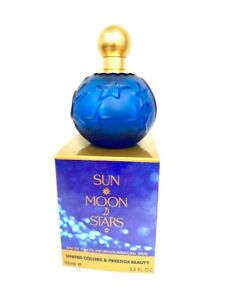 Sun Moon Stars Perfume 3.3 oz EDT Spray for Women NEW (RELAUNCHED)
