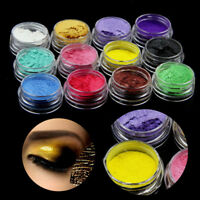 1pack 12 Color Pigment Powder Perfect for Soap Cosmetics Resin Colorant Dye