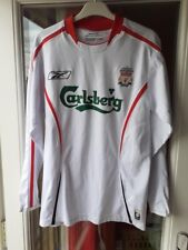 Liverpool FC Men's Retro Away Shirt 05/06 - Long Sleeves