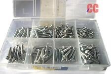 180pc small tapping screws trade DIY plastic container box pan head screw tap