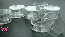 5 G dix clair Récipient vide jarre Pot fournisseur britannique