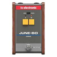 TC Electronic June-60 Vintage-Analog Chorus Pedal