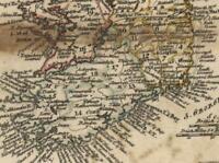 Ireland Eire 1761-8 Dury Bayly miniature map King Bonar Law