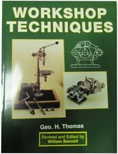 Engineering Books Lathe Workshop Projects Techniques Hand Book - From Myford Ltd