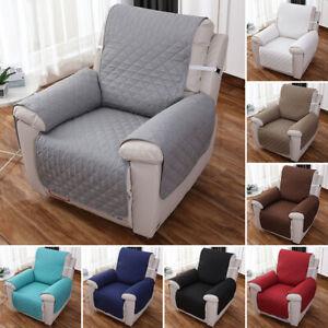 Chair Couch Slipcover Mat Recliner Mat Sofa Protector Armchair Throw Cover Mat