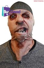 Halloween Toothless Man People Realistic Face Mask Great Gift for Spooky Costume