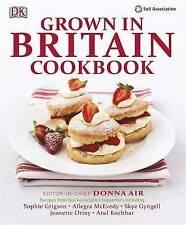 Grown in Britain Cookbook (Soil Association), Carolyn Humphries, New Book