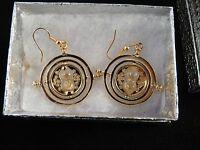 USA- Harry Potter Time Turner earrings,