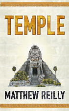 Temple, Matthew Reilly, Used; Good Book
